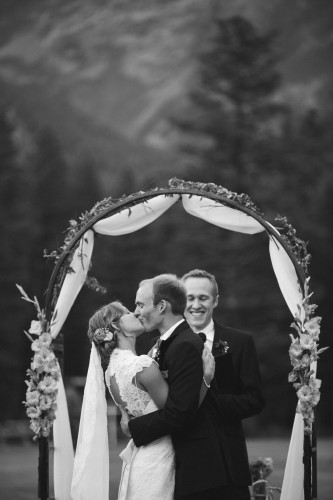Erica + Pierce | Montana Summer Camp Wedding